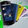Acer liquid mini: недорогий і потужний телефон