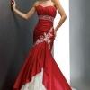 Атласні весільні сукні