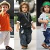 Брендовий одяг для наймолодших хлопчиків - висока якість і стиль