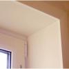 Робимо рівні скоси віконних прорізів