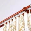 Дворядний карниз для штор - надійна опора для штор і прикраса кімнати