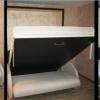Двоспальне ліжко-трансформер з диваном: універсальний спальний комбайн