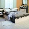 Двоспальні ліжка з ящиками: вибір і особливості використання