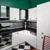 Фото кухні з газовою колонкою в хрущовці