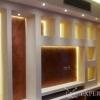 Гіпсокартонні конструкції в спальні: основні та дополнітельгние