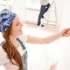 Грамотно фарбуємо стіни водоемульсійною фарбою