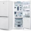 Холодильник-морозильник indesit be 18.l fnf