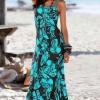 Яскраві трикотажні сарафани: модні тенденції 2015 року