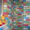 Етапи фарбування стін на балконі