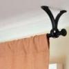 Як правильно повісити штори?