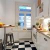 Як розширити простір на маленькій кухні в хрущовці