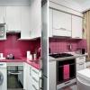 Як розставити меблі в кухні 4 кв м, основні способи освітлення тощо.