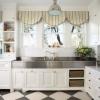 Як вибрати штори для кухні в стилі прованс