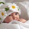 Яким повинен бути головний убір у новонародженого?