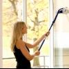 Яку швабру вибрати для миття вікон?