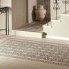 Керамічний килимок з плитки на підлозі