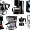 Кавоварки або автоматичні кавоварки