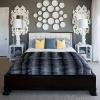 Гарне оформлення стін в спальні: практичні поради