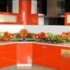 Красиве робоче місце: скляний фартух з фотопечатьтю на кухню