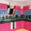 Кухня для принцеси: як поєднувати рожевий колір