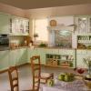 Кухня в стилі кантрі: основні правила обробки і фото