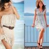 Модні пляжні сукні 2016