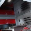 Натяжні стелі на кухню