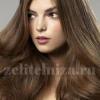 Натуральне фарбування волосся