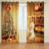 Новорічні штори - свято у вашому будинку