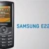 Огляд samsung e2232 - телефон з двома сім-картами