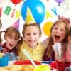 Організація першого дитячого дня народження