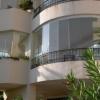 Скління напівкруглого балкона