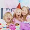 Відзначаємо дитячі свята