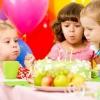 Відзначаємо дитяче день народження