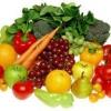 Овочі та фрукти для дітей