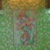Плитка мозаїка на фартух: калейдоскоп чарівності