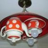 Купуємо люстри і світильники на кухню: поради і фото