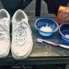 Правила прання білих кедів