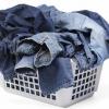 Правила прання машинного масла з джинсів