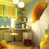 Правильне освітлення в дитячій кімнаті