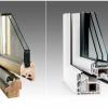 Переваги пластикових вікон над дерев`яними