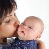 Причини висипу у дитини на обличчі