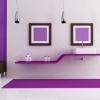 Застосовуємо фіолетовий колір в інтер`єрі
