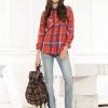 Прямі жіночі джинси