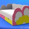 Прості одноярусні ліжка