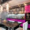 Рожеві мрії і сірі будні: як правильно поєднувати кольори на кухні
