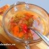 Щи гострі - рецепт приготування в муультіварке