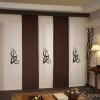 Штори в японському стилі - практичність, надійність, простота