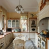 Штори в стилі прованс для кухні