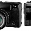 Системна фотокамера x-pro1 від fujifilm